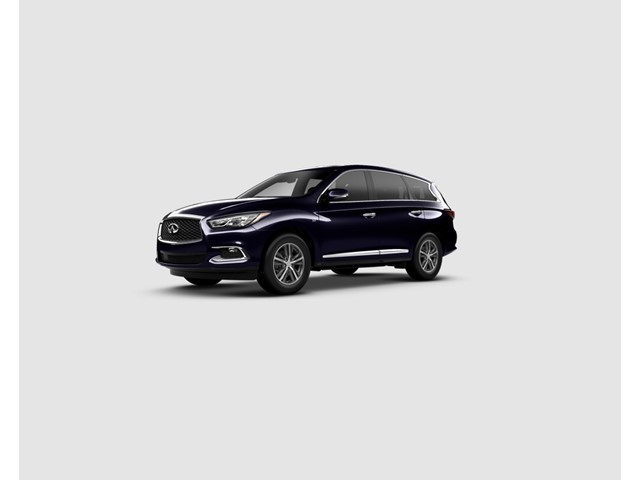 New 2020 INFINITI QX60 PURE