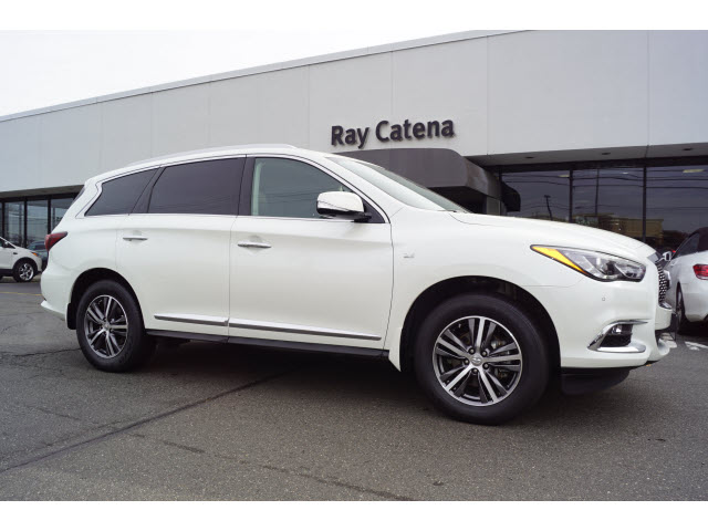 Pre Owned 2018 Infiniti Qx60 Base