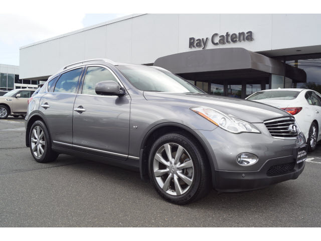 Pre Owned 2015 Infiniti Qx50 Journey Awd Journey 4dr Crossover In