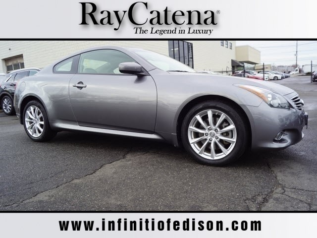 Pre-Owned 2012 INFINITI G37x X
