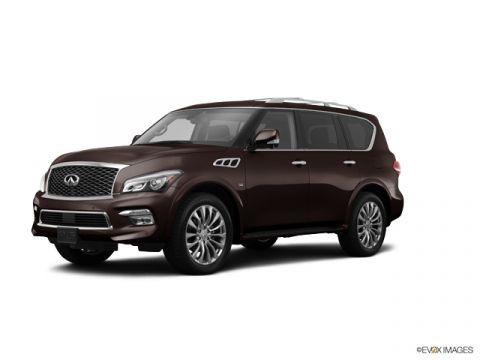 New 2015 INFINITI QX80 Limited